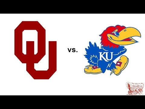 Oklahoma Highlights vs Kansas - 10/29/16