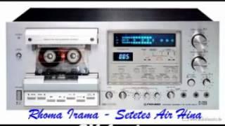 [ OM SONETA ]  Rhoma Irama  -  Setetes Air Hina