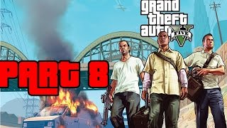 Grand Theft Auto V Walkthrough Part 8 (Greek)