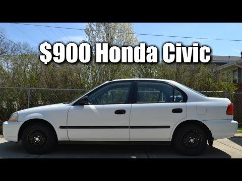 $900 Honda Civic 21st