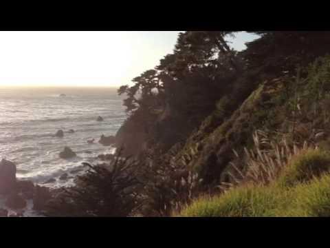 30 sensational seconds at the ocean in Big Sur