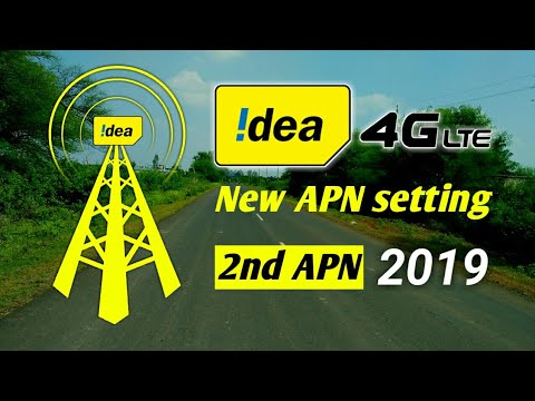 Change Idea New APN Setting And Increase Signal Strength | Boost Idea Internet Speed