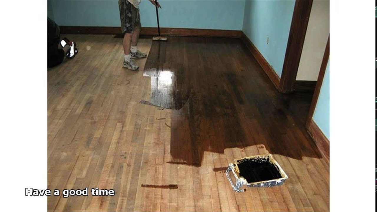 how much does it cost to refinish hardwood floors  YouTube
