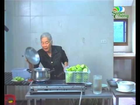 ป้าเช็งสอนแจ๋ว ต้มมะระกับมะเขือเทศ