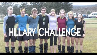 New Plymouth Boys and Girls High Hillary Challenge 2016