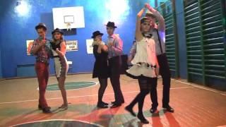 танец в стиле Чикаго .11 класс
