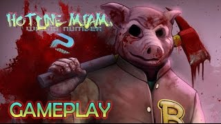 Hotline Miami 2: Wrong Number • PC gameplay • 1080p 60FPS •