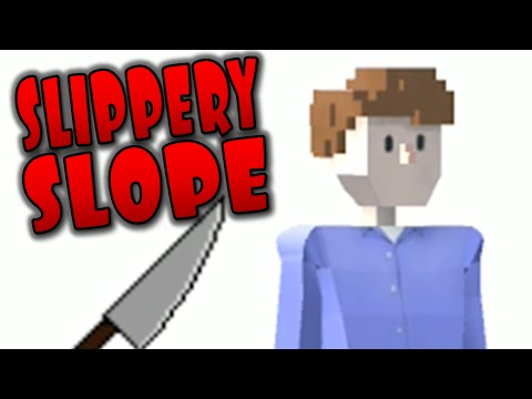 Slippery Slope Gameplay (Slippery Slope Game Walkthrough and Review)