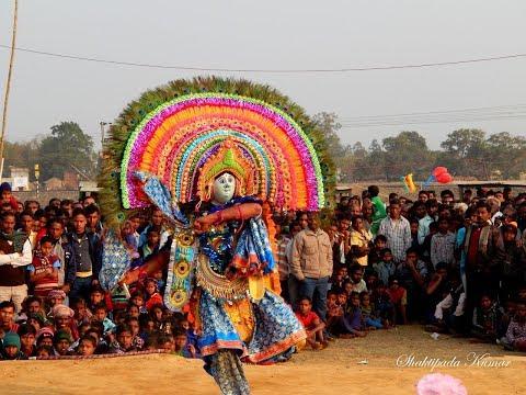 Chhou Dance || Chhau Dance || Purulia...