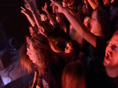 Evergrey  As I Lie Here Bleeding  A Night to Remember DVD