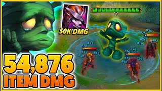 This ONE Item Will BREAK League Of Legends... (50,000+ DMG) - BunnyFuFuu | League Of Legends