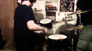 God Is War - All Pigs Must Die drum cover