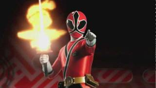Power Rangers Samurai - Wii / DS - zu einem Samurai Rangers