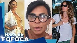 🔴🔥IVETE SANGALO terá 2 MENINAS; GRETCHEN DETONA INTERNAUTA em VÍDEO; GISELE abrirá o ROCK IN RIO