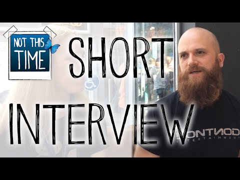 Life Is Strange - Not This Time - Short Interview with Luc Baghadoust