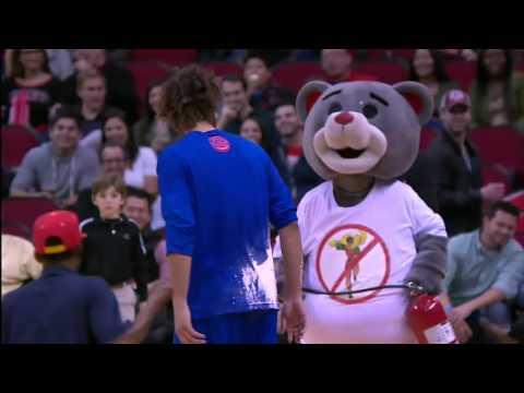 New York Knicks vs Houston Rockets | November 21, 2015 | NBA 2015-16 Season