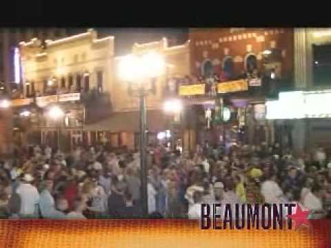 Beaumont, Texas travel destination