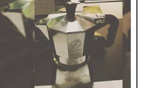รีวิวเครื่องชงกาแฟmoka Pot