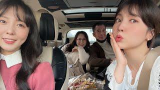 Vlog #05 I 부모님 30주년 결혼기념일 이벤트 …
