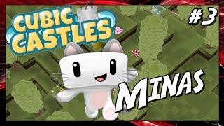 Cubic Castles - Minas e itens específicos. #3