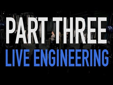 Making Late Night TV - Part 3: Live Engineering