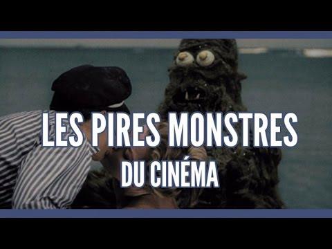 Top 10 des pires monstres du cinéma