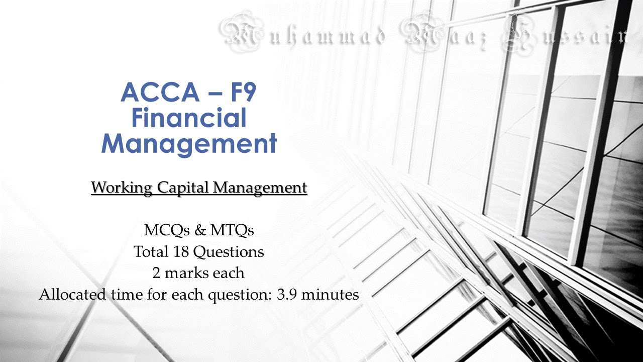financial management mcq Test your knowledge of basic accounting with multiple choice questions and quizzes taxes fall under financial management close me incorrect.