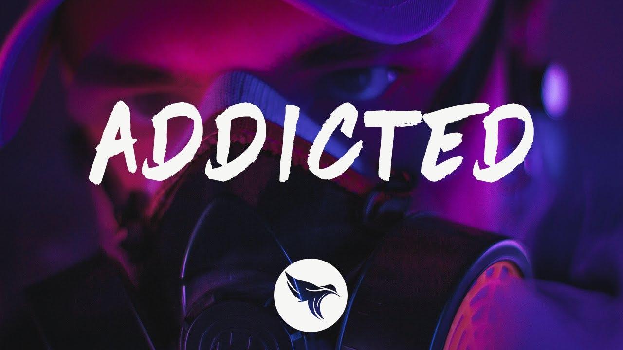BLVKES - Addicted (Lyrics)