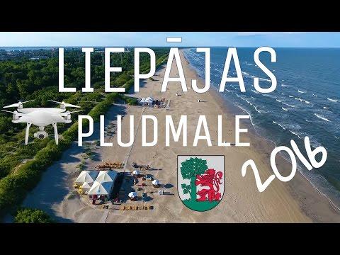 Liepājas pludmale / Liepaja beach / LATVIA / PHANTOM 4