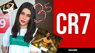 ¡35 COSAS QUE NO SABÍAS DE CRISTIANO RONALDO!