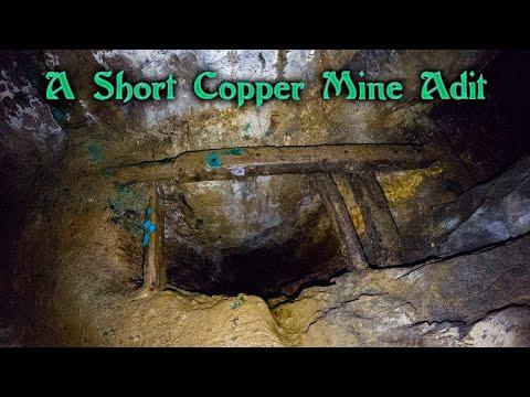 A Short Copper Mine Adit