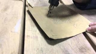 Урок гравирование и подарок