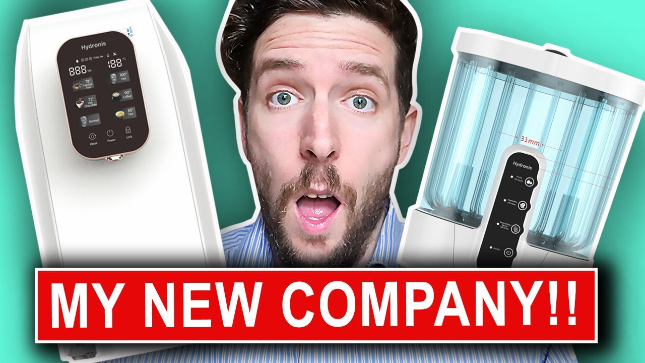 My New Water Filter Company, Life & Channel Updates & PhD Plans!