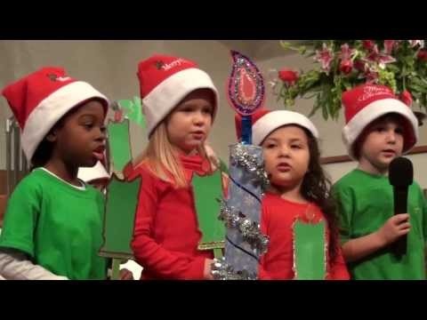 Just One Candle:  Christmas program 2013