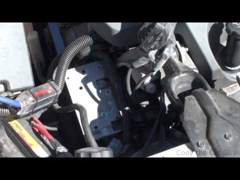 0900c15280268e26 How To Replace Ignition Control Module Icm In A 1997