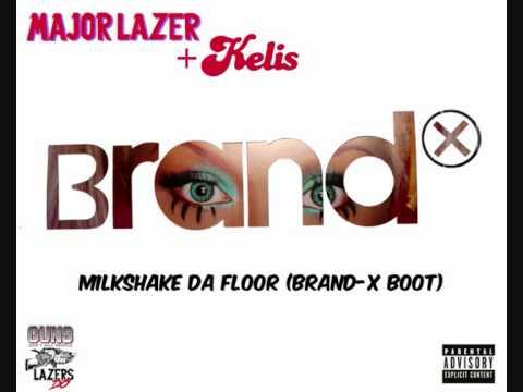 Milkshake Da Floor (Major Lazer + Kelis)