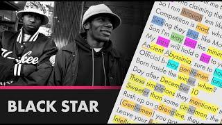 Mos Def & Talib Kweli Are Black Star - Re:Definition - Lyrics, Rhymes Highlighted (183)