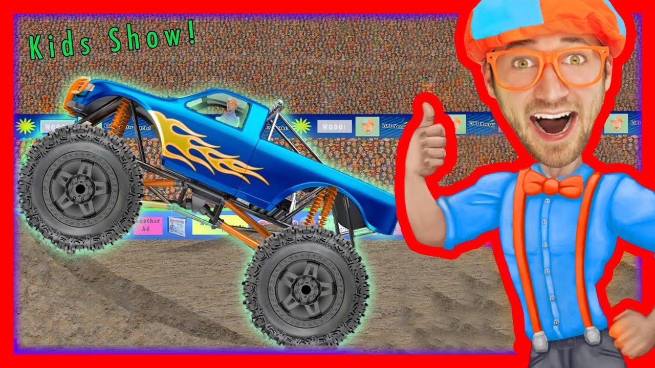 Monster Truck Song - Educational videos for preschoolers ...