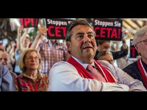Warum ist die SPD für CETA?