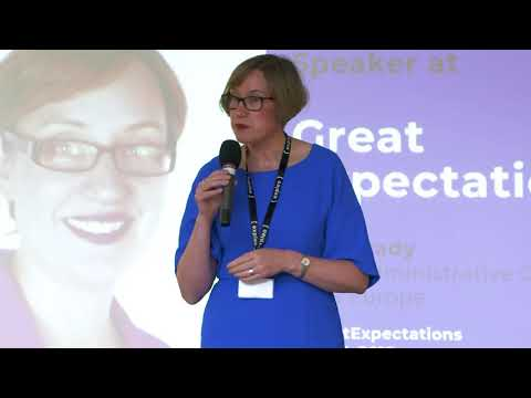 Great Expectations - Expleo Women in Business Event Dublin