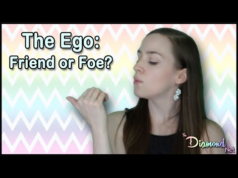 The Ego Explained - Is It The Enemy?