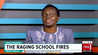 NBS Topical Discussion: The Raging School Fires