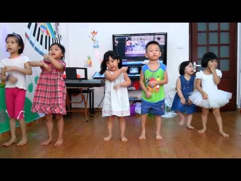 Tập Tầm Vông, Biểu diễn lớp Cảm thụ Âm nhạc Đồ Rê Mí tại Musicland Hanoi