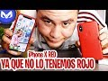 iPhone X RED Covers UNBOXING - VALEN LA PENA ?