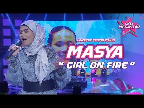 Girl on Fire Masya Cabar Vokal Terbaik! Alicia Keys | Johan, Pak Nil, AC Mizal, Hazama
