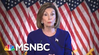 Nancy Pelosi Announces Formal Impeachment Inquiry Of Trump - The Day That Was | MSNBC