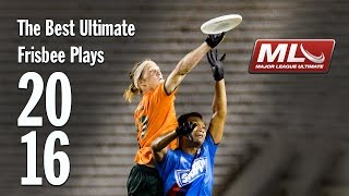 The Best Ultimate Frisbee Highlights of the 2016 MLU Season