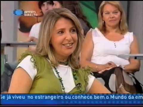 Margot Taróloga na RTP 2 de 2