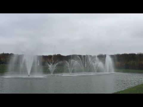 Gardens at Versailles, Musical Fountain Show