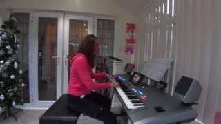 Video True Colors (True colours) *Cyndi Lauper* by me on Yamaha Tyros 5 download MP3, 3GP, MP4, WEBM, AVI, FLV Oktober 2018